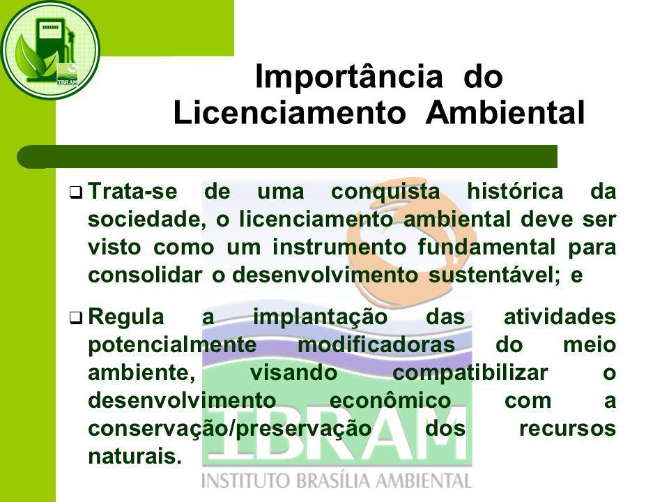 Importância do Licenciamento Ambiental