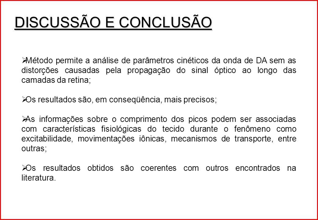 DISCUSSÃO E CONCLUSÃO