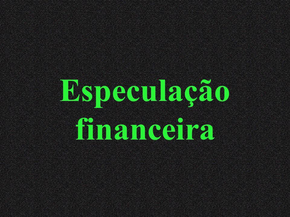 Especulação financeira