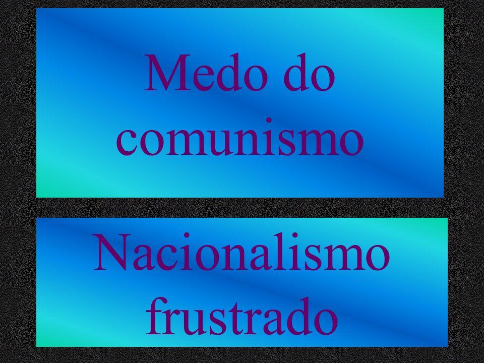 Nacionalismo frustrado