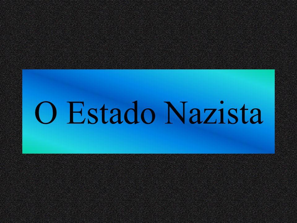 O Estado Nazista