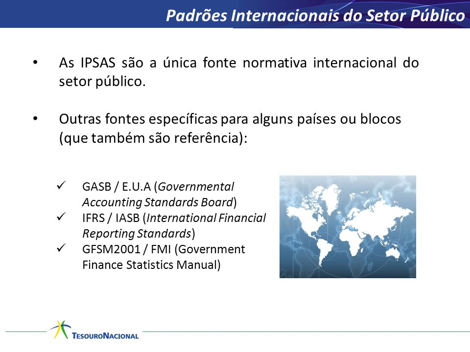 Padrões Internacionais do Setor Público