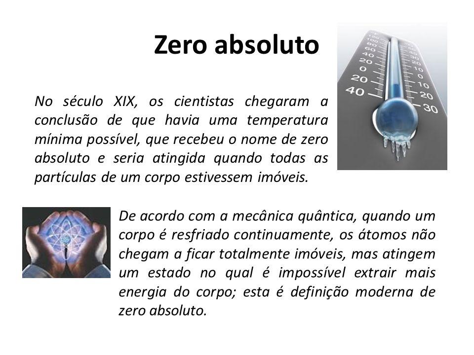 Zero absoluto