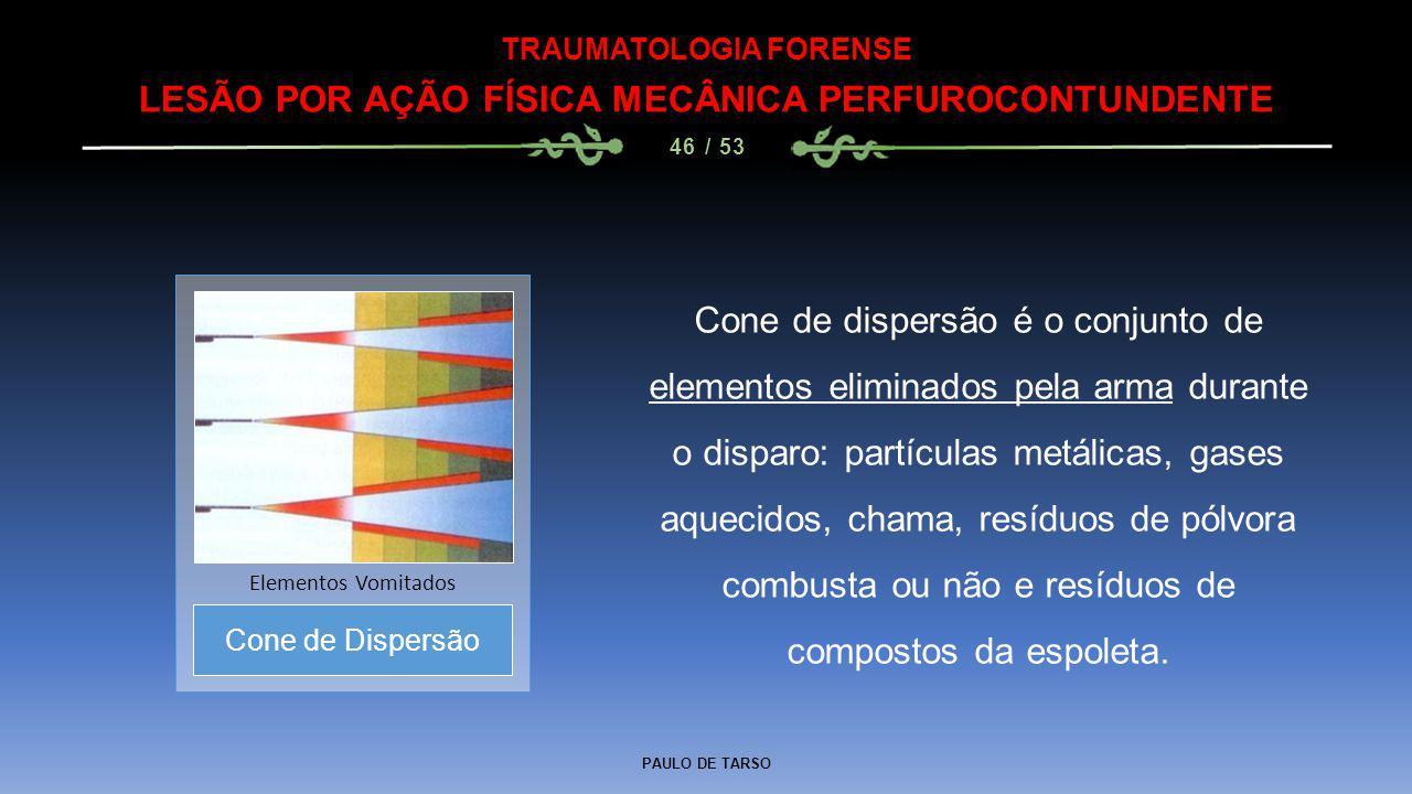 LESÃO POR AÇÃO FÍSICA MECÂNICA PERFUROCONTUNDENTE
