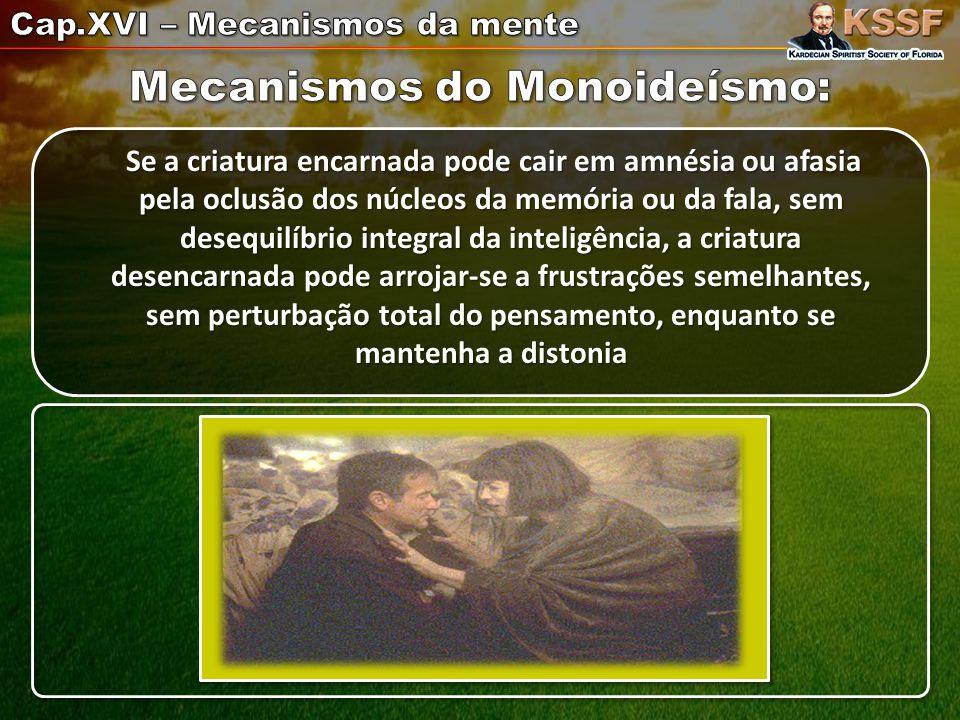 Mecanismos do Monoideísmo:
