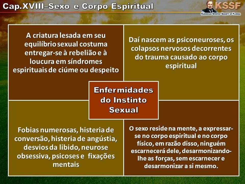 Enfermidades do Instinto Sexual