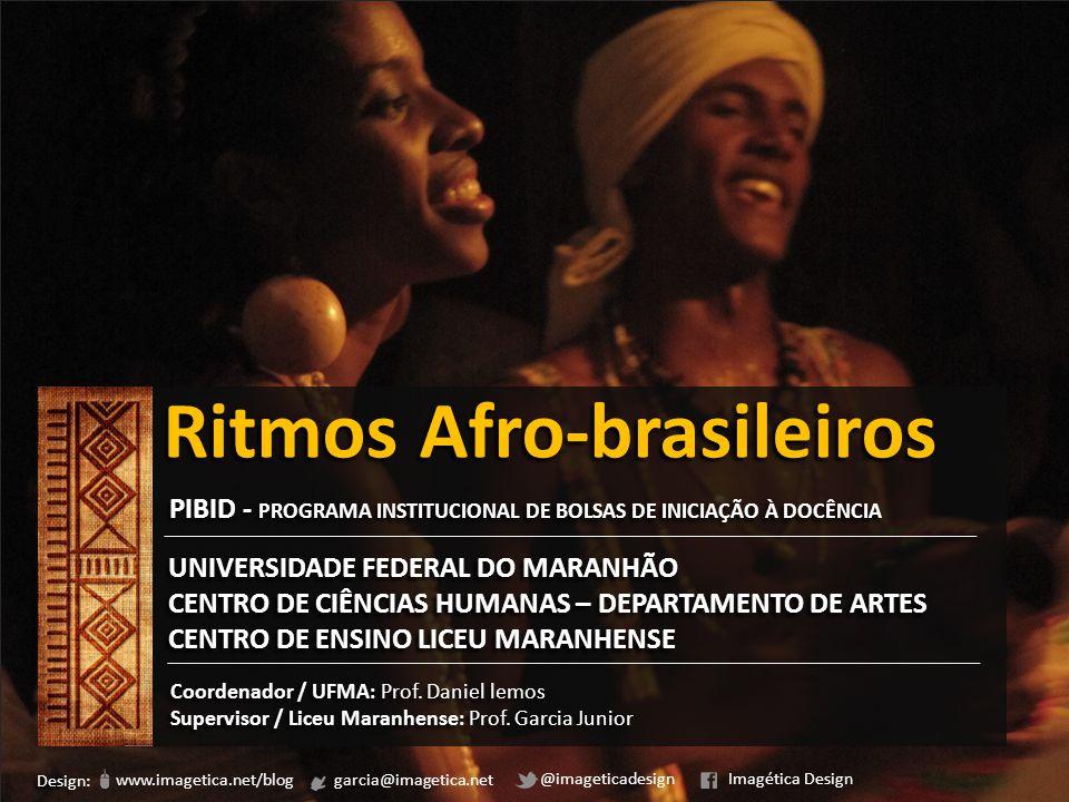 Ritmos Afro-brasileiros