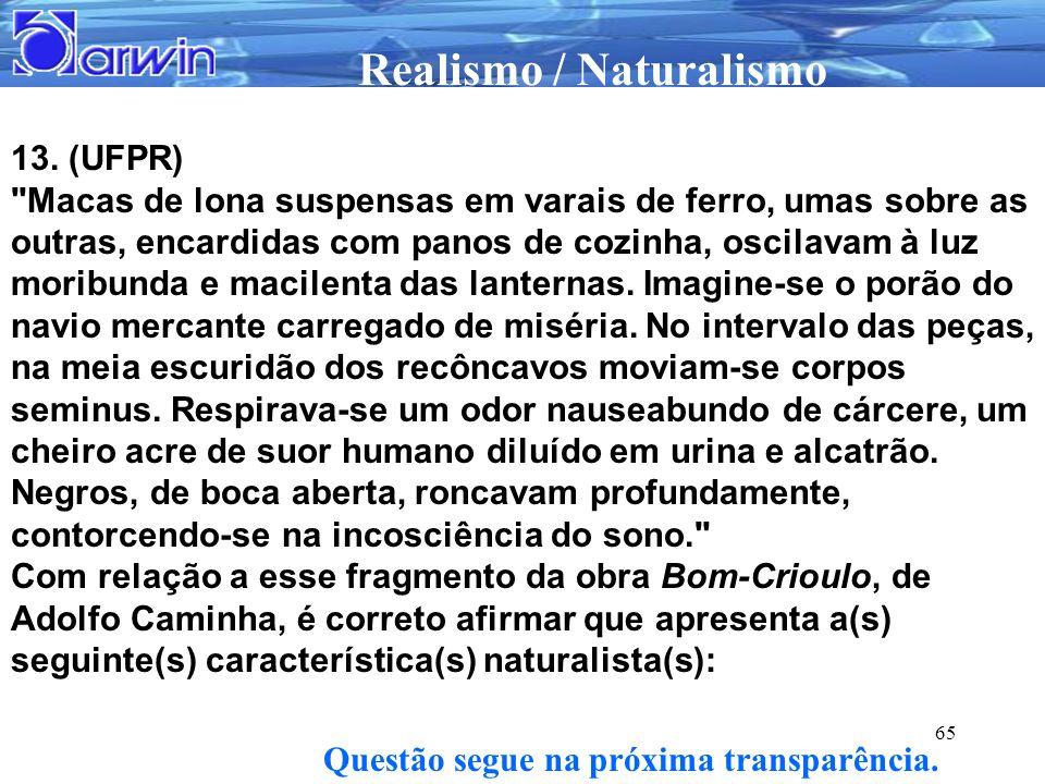 13. (UFPR)