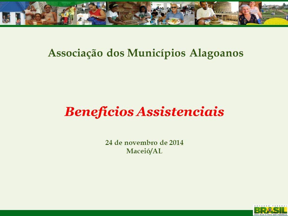 Associação dos Municípios Alagoanos Benefícios Assistenciais