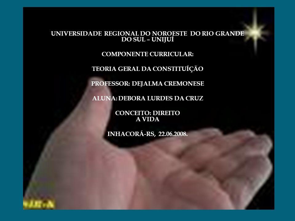 UNIVERSIDADE REGIONAL DO NOROESTE DO RIO GRANDE DO SUL – UNIJUÍ
