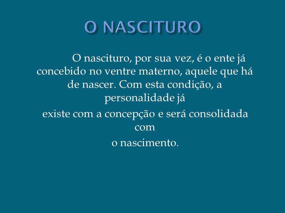 O NASCITURO