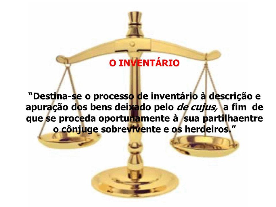 O INVENTÁRIO