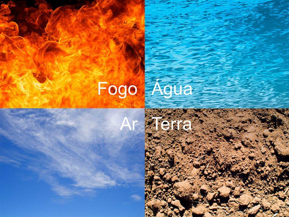 Fogo Água Ar Terra