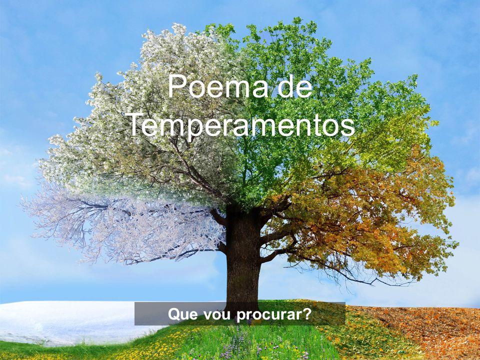 Poema de Temperamentos