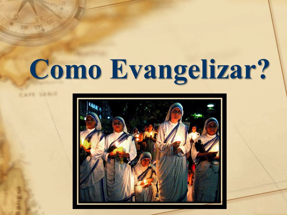 Como Evangelizar