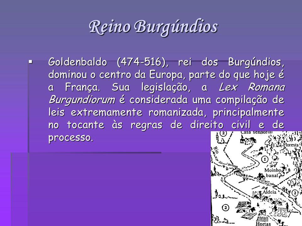 Reino Burgúndios