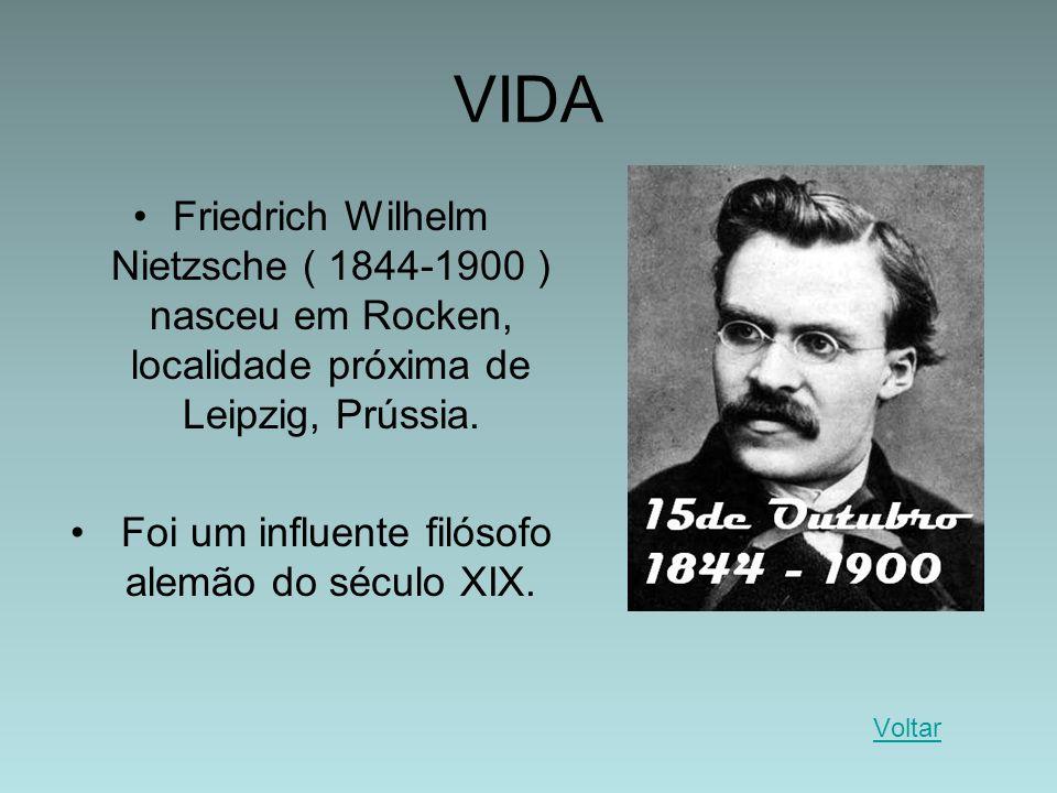 Foi um influente filósofo alemão do século XIX.