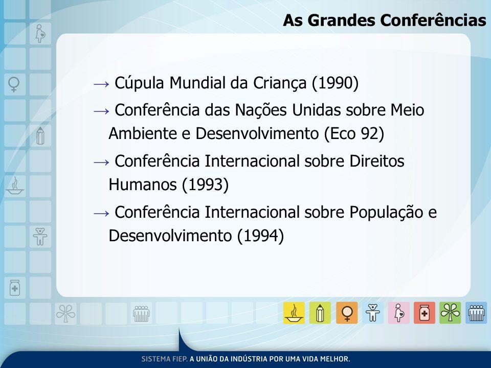 As Grandes Conferências