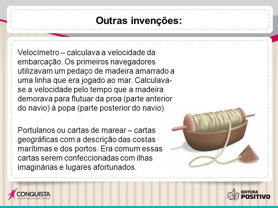 Outras invenções: