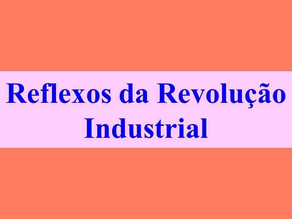Reflexos da Revolução Industrial