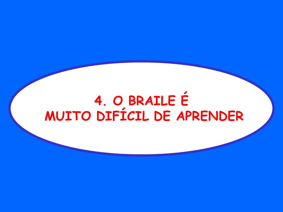 MUITO DIFÍCIL DE APRENDER