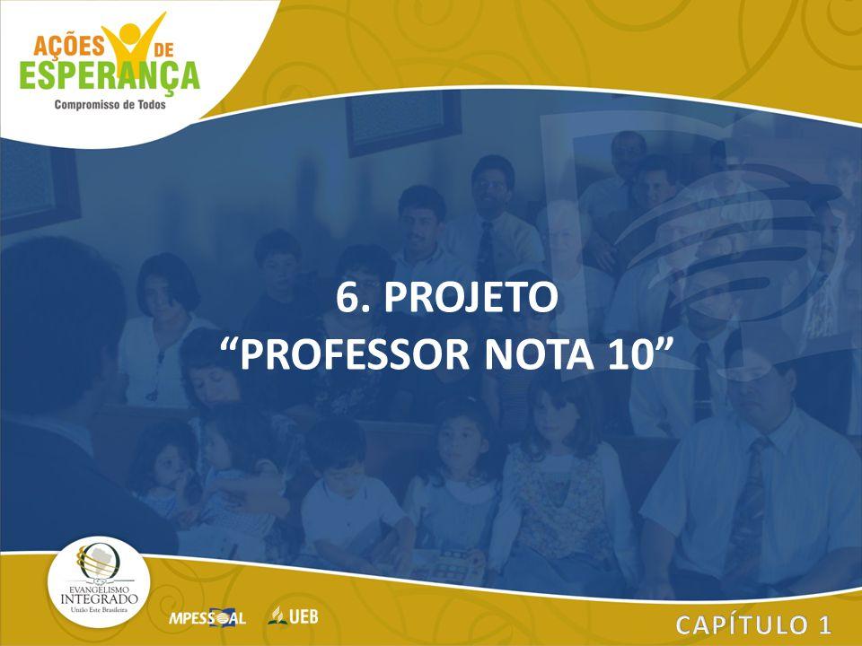 6. PROJETO PROFESSOR NOTA 10