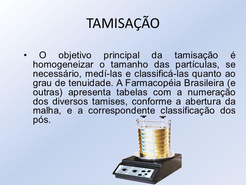 TAMISAÇÃO