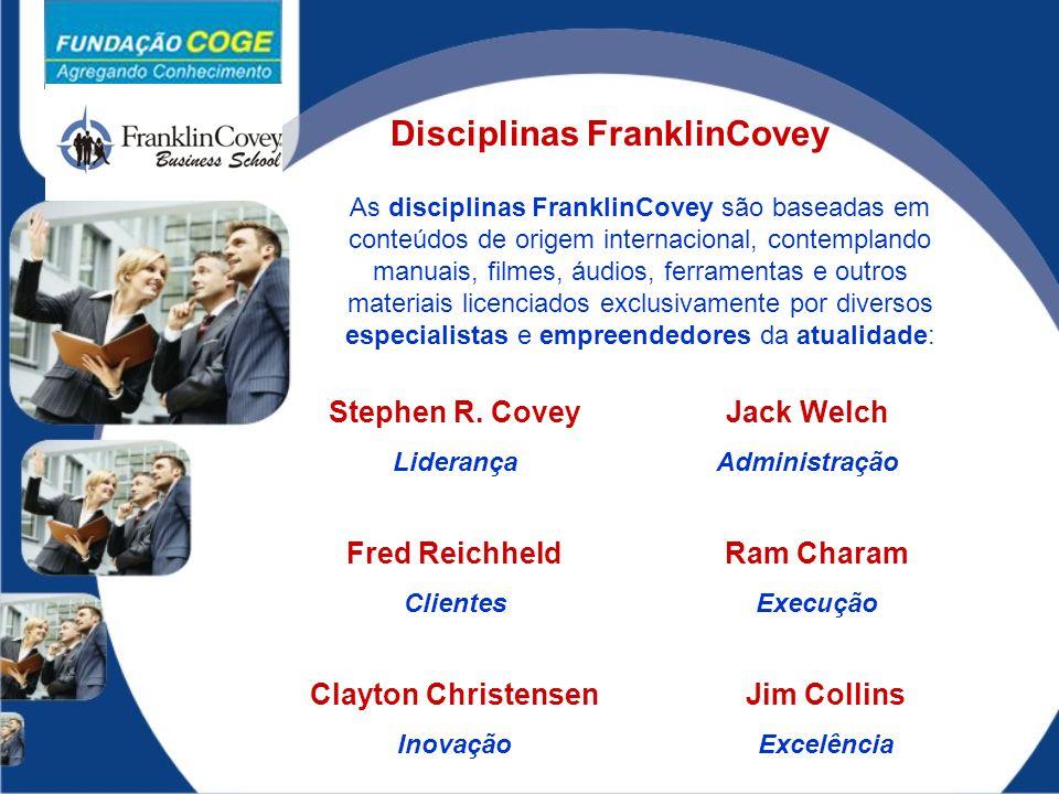 Disciplinas FranklinCovey