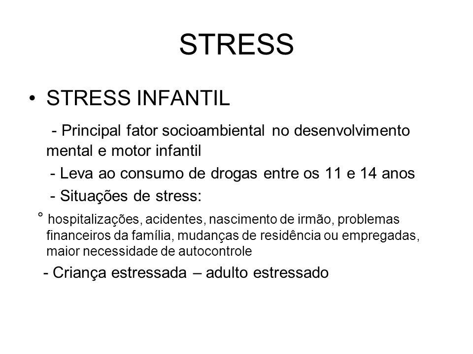 STRESS STRESS INFANTIL