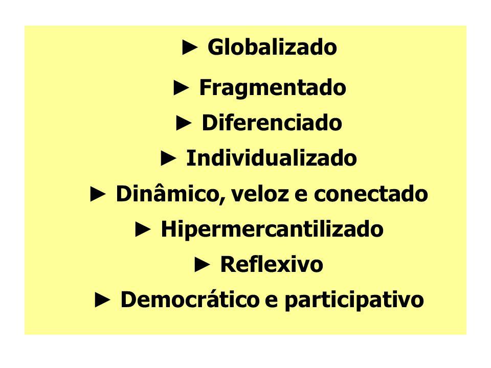 ► Globalizado