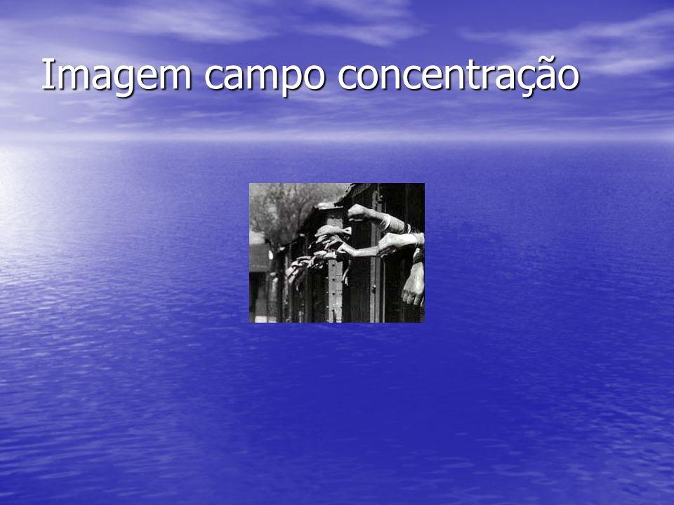 Imagem campo concentração