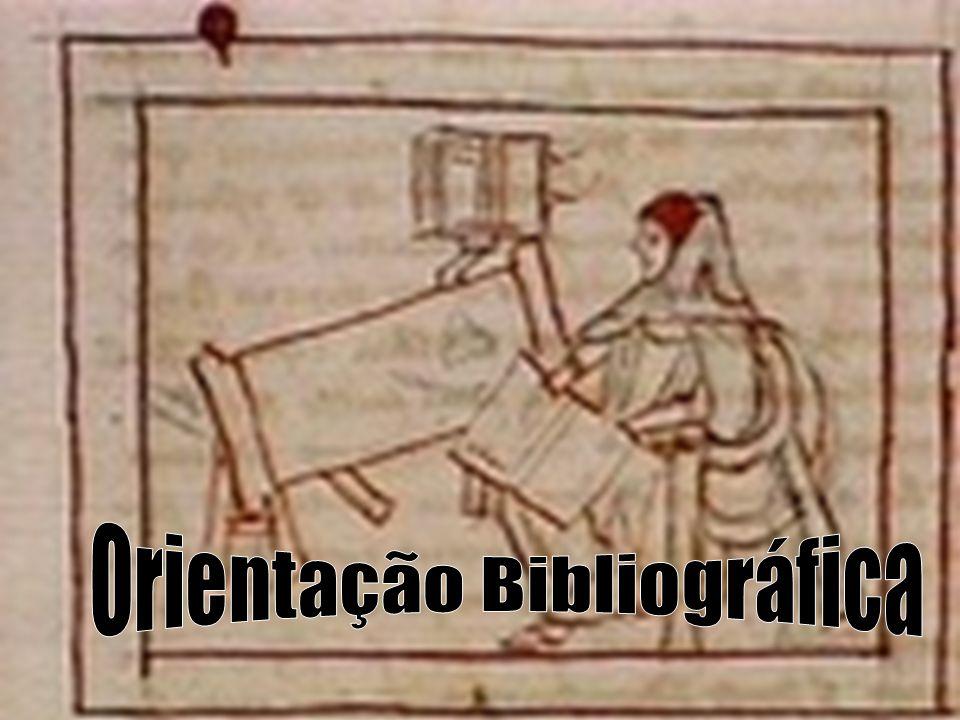 Orientação Bibliográfica