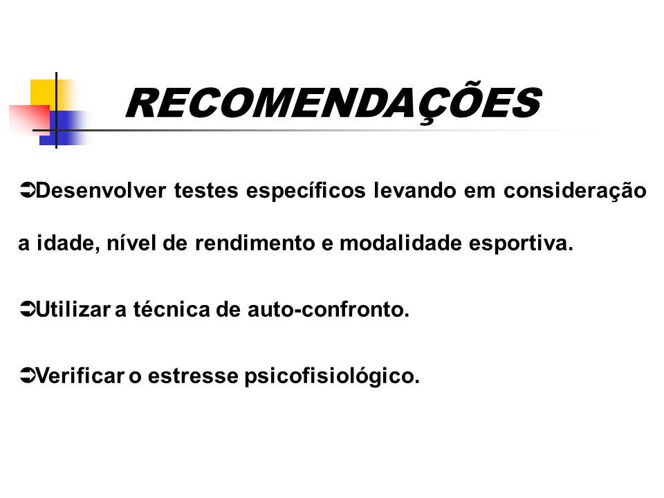 RECOMENDAÇÕES Tópicos Adicionais. RECOMENDAÇÕES. 01 diapositivo.