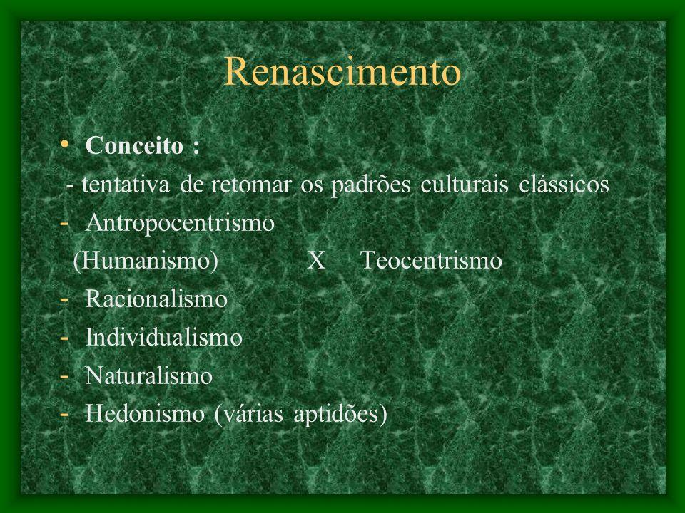 Renascimento Conceito :