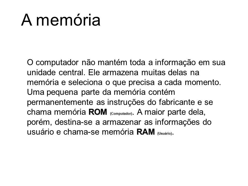 A memória