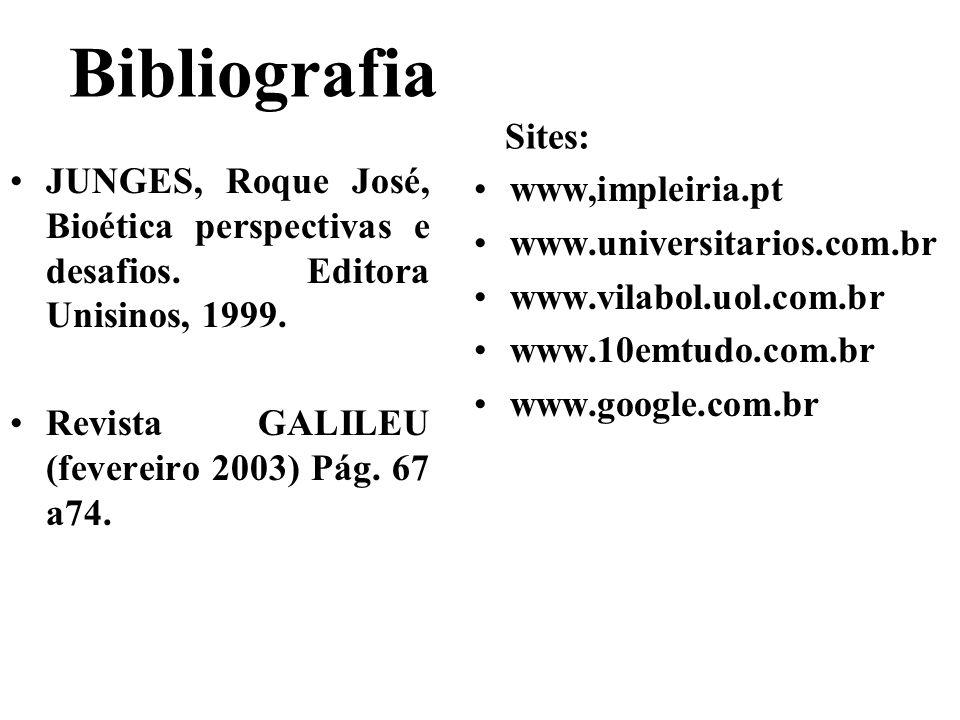 Bibliografia Sites: