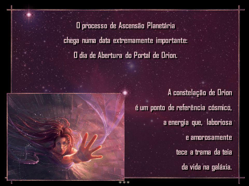 O processo de Ascensão Planetária