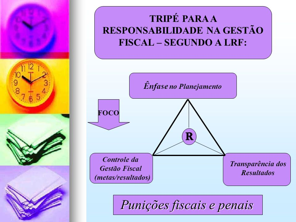 R Punições fiscais e penais