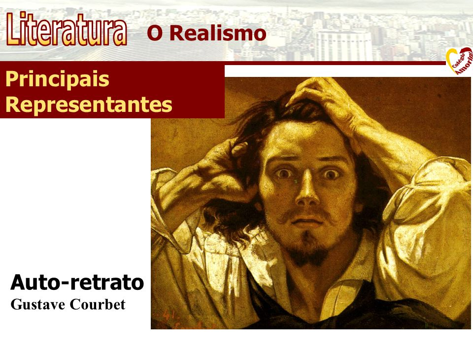 Literatura O Realismo Principais Representantes Auto-retrato