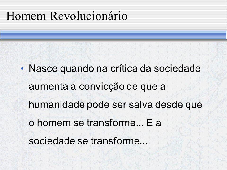 Homem Revolucionário