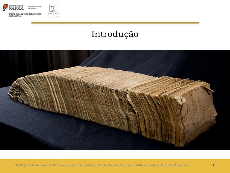 Introdução Inventário do comerciante Eusébio de Sousa.