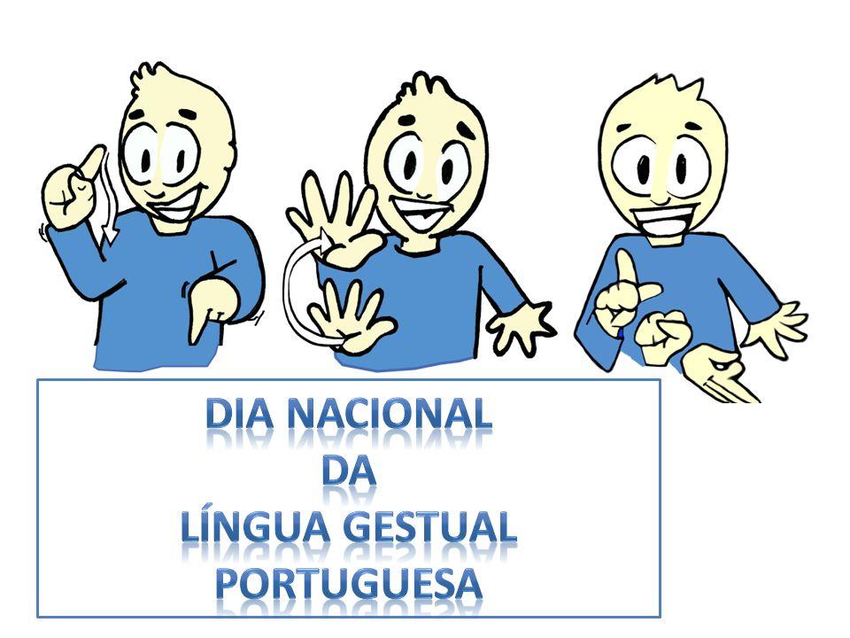 Língua Gestual Portuguesa