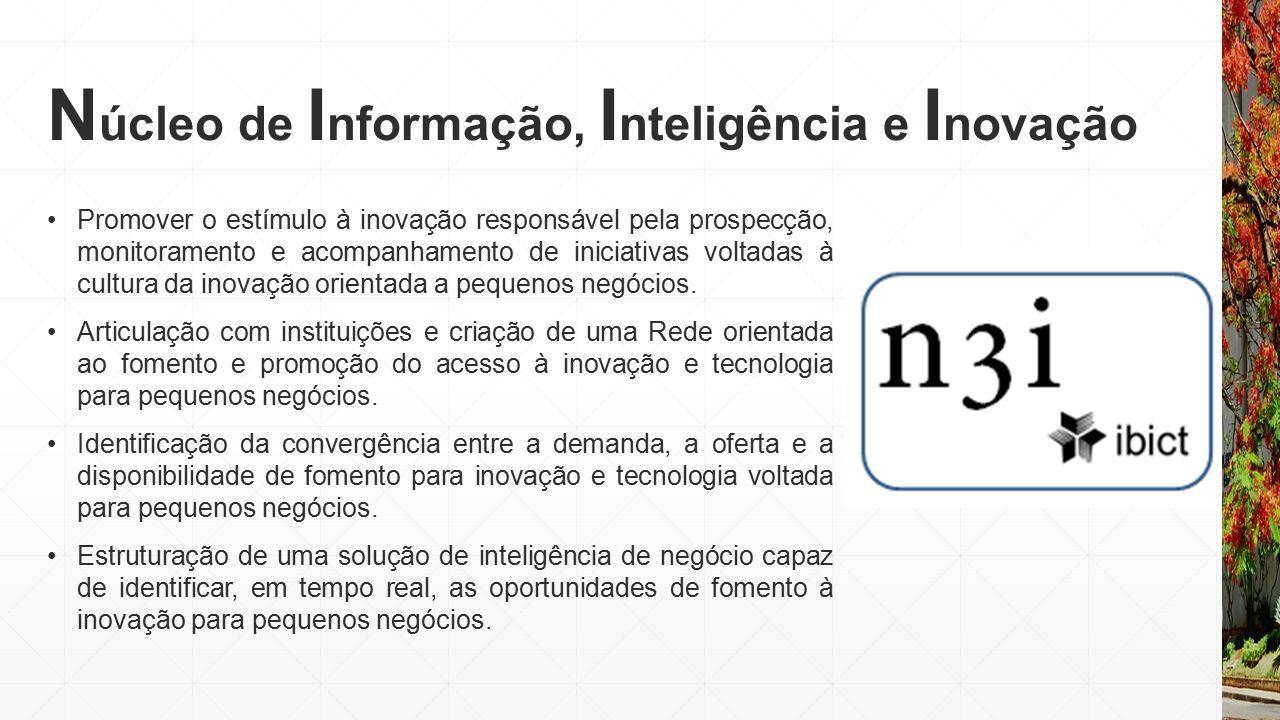 Núcleo de Informação, Inteligência e Inovação