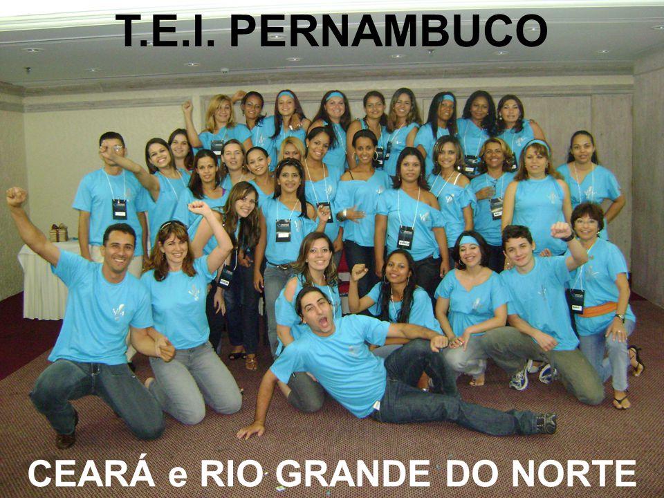 CEARÁ e RIO GRANDE DO NORTE