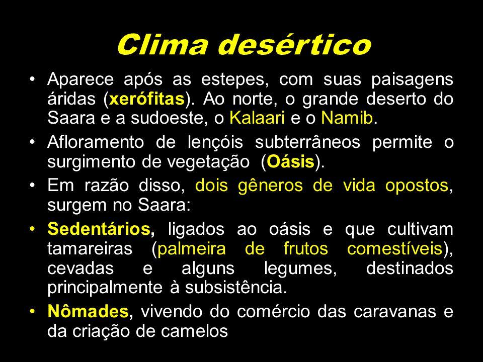 Clima desértico