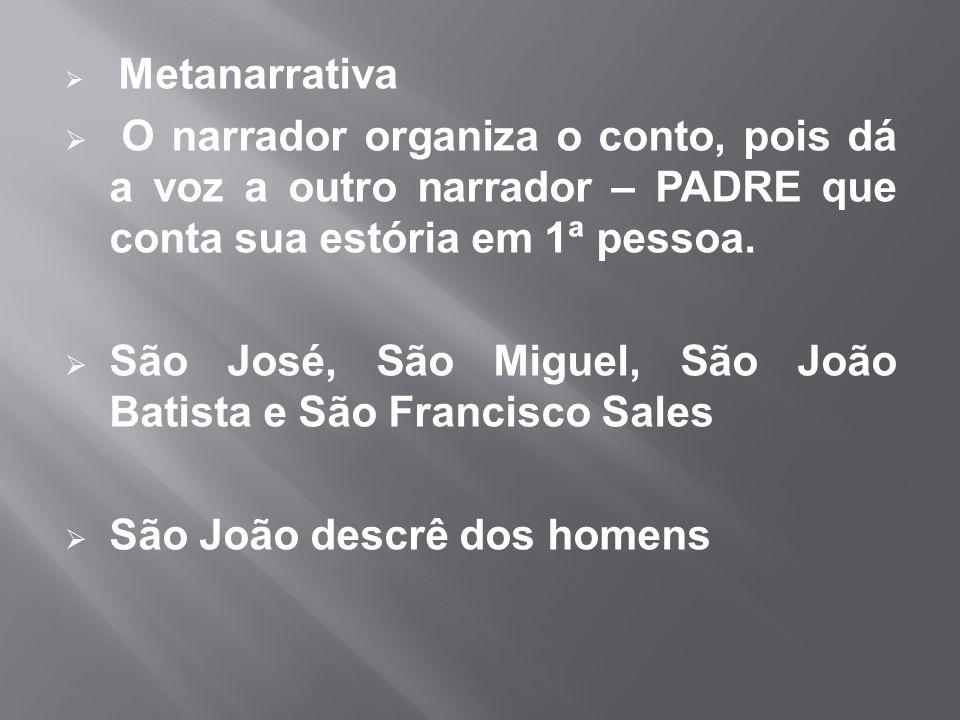 São José, São Miguel, São João Batista e São Francisco Sales