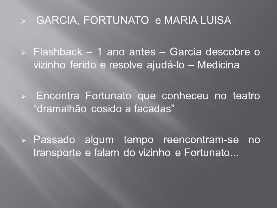 GARCIA, FORTUNATO e MARIA LUISA
