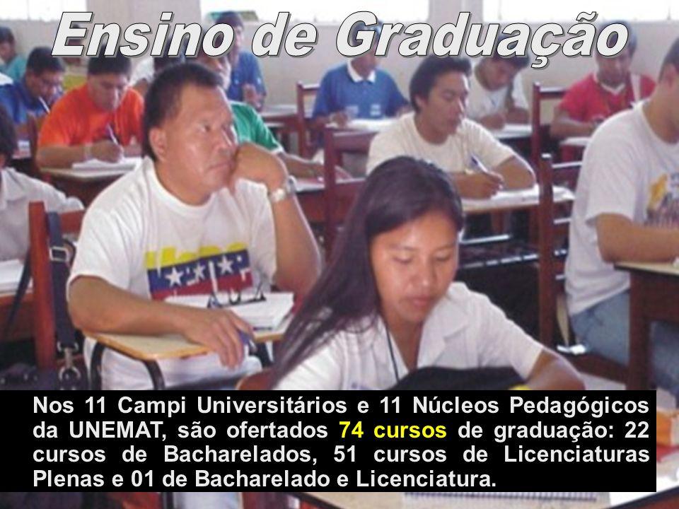Ensino de Graduação