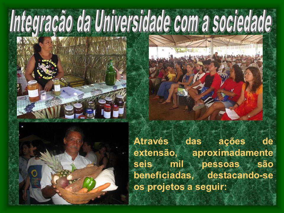 Integração da Universidade com a sociedade
