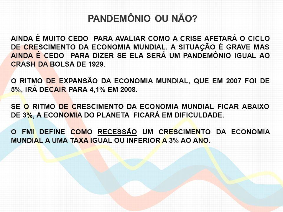 PANDEMÔNIO OU NÃO